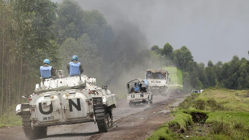 Two foreign United Nations experts kidnapped in DR Congo
