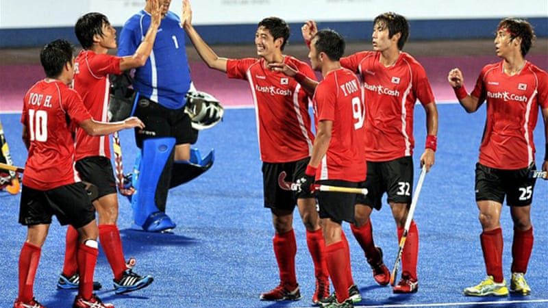 Pakistan lost 2-1 against South Korea in the Asia Cup semi-finals on Friday, sealing their World Cup fate [AFP]