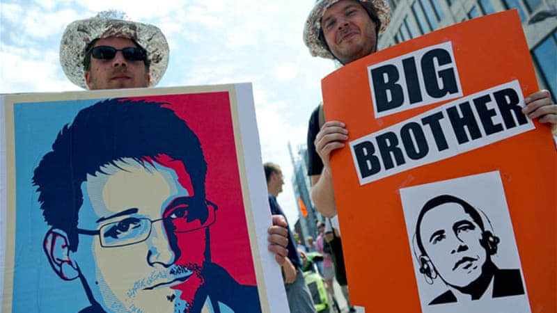 US insistence over Snowden is bizarrely undiplomatic, writes Danny Schechter  [EPA]