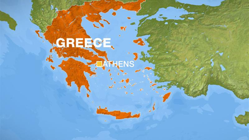 Athens residents flee buildings as strong quake hits Greek capital