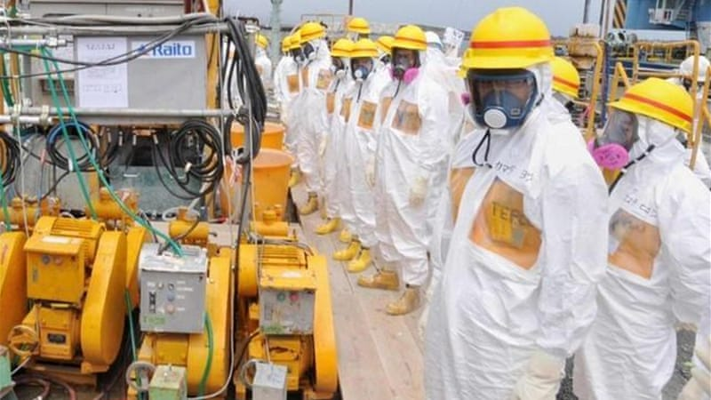 Tepco, operator of the Fukushima nuclear plant, has come under serious criticism since the disaster [Reuters]