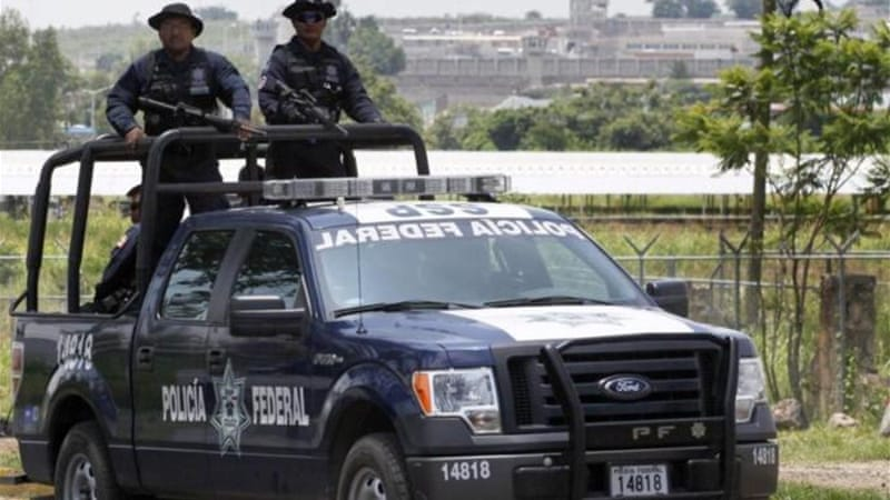 Mexico's federal police were responsible for most of the arrests [File: AFP]