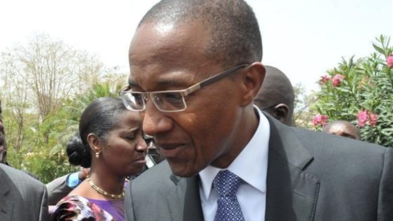 Abdoul Mbaye had been chosen for the prime minister's post right after President Sall's 2012 election victory [AFP]