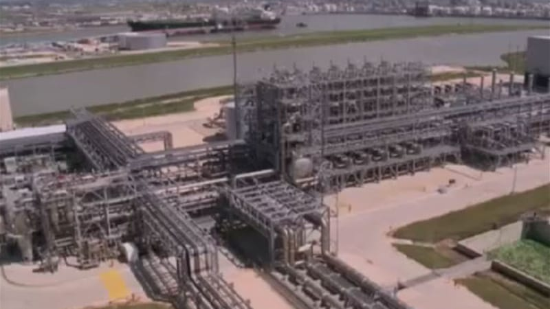 US to enter LNG global export market with Golden Pass | News