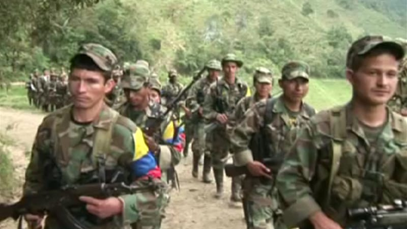 More than 200,000 people have been killed in the five decades since FARC began as a land reform movement