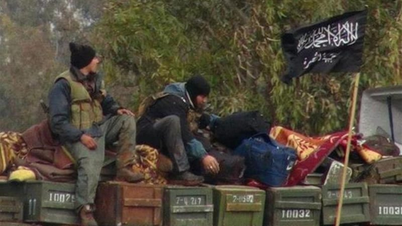 Talk of US intervention in Syria deepened divisions between rebel factions on the ground [AP]