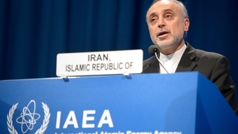 Iran pledges to expand cooperation with IAEA