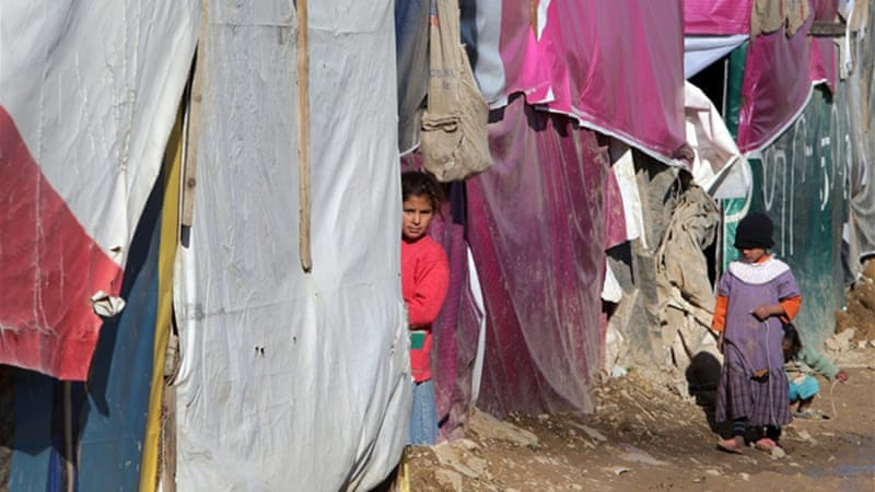 In total only one-fifth of the most vulnerable Syrians have been offered resettlement by wealthier countries [AFP]