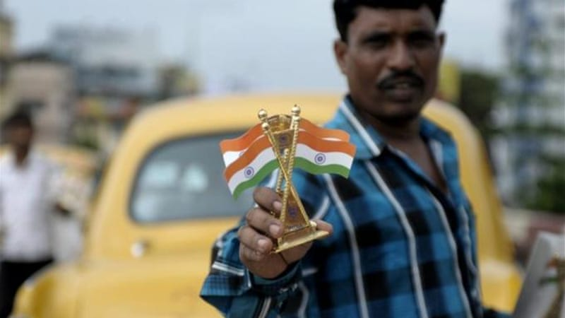 India is a land where entreprenuers and free thinkers are going global [File: AFP]