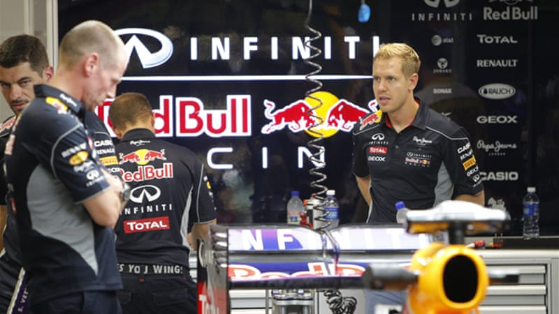 The Red Bull driver was speaking ahead of the Singapore GP – where he has won the last two races [EPA]
