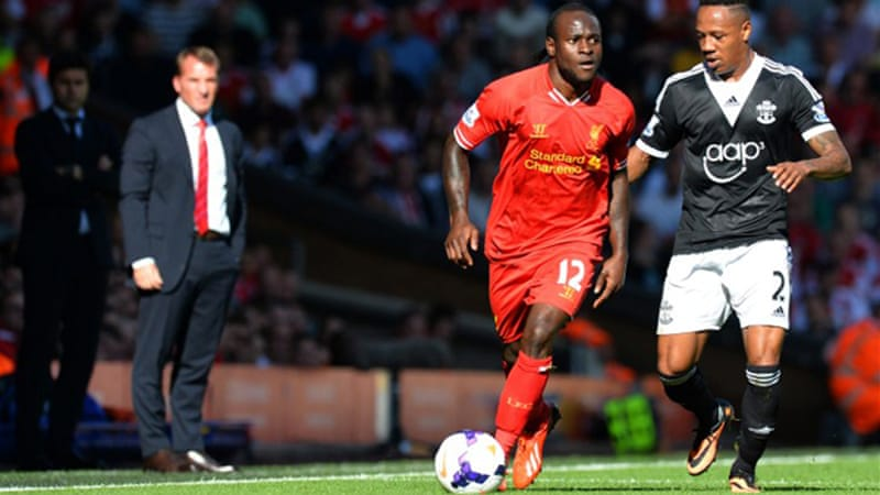 Liverpool's unbeaten start to the season was ended by Southampton at Anfield [AFP]