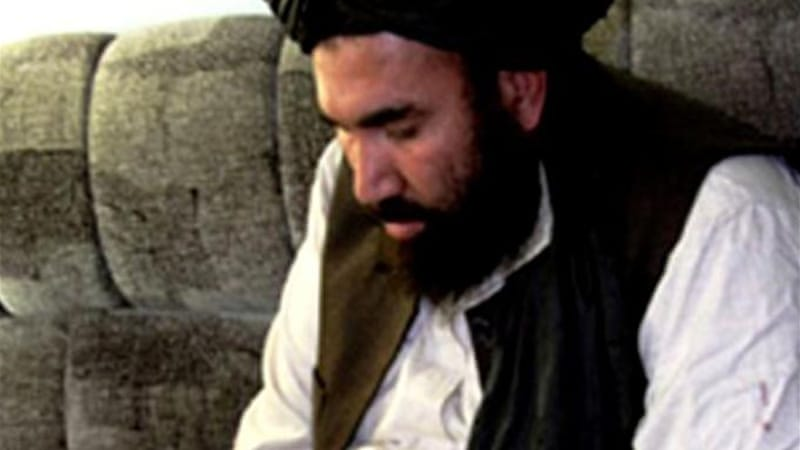 Mullah Abdul Ghani Baradar was the Afghan Taliban's second in command [Reuters]