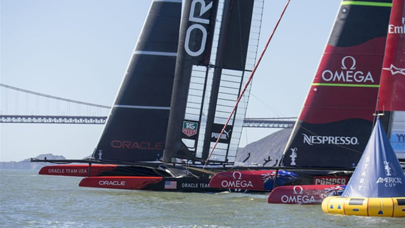 Oracle are showing more speed as series progresses, especially off the starting line [ACEA]