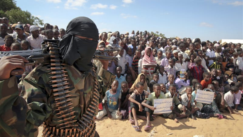 The three men were publicly executed in the rebel-held town of Barawe [FILE: AP]
