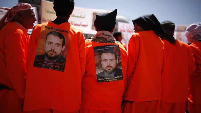 "Guantanamo detainees have subjugated to various methods of torture and as a result, the facility has been described as a place of ""institutional inhumanity"", says Fernandez [Reuters]"