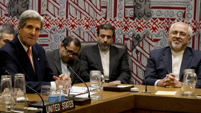 Efforts to resolve dispute over Iran's nuclear program could produce an agreement between US and Iran [File:AFP]
