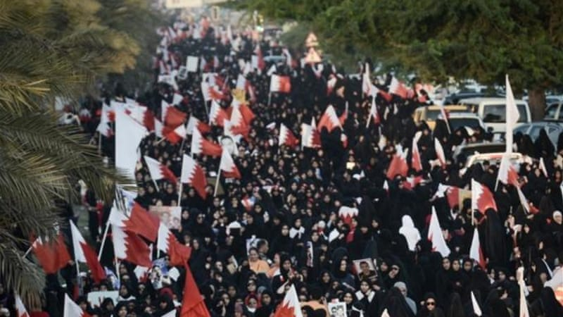 Scores of activists imprisoned in Bahrain