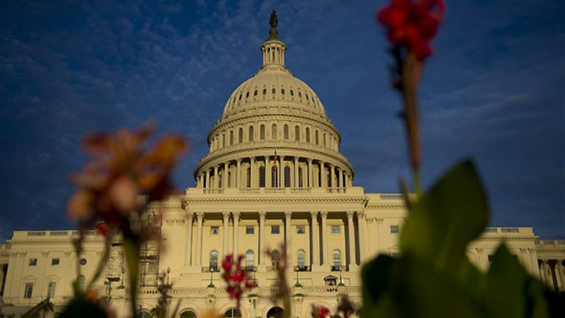 The US Congress remains deadlocked over funding bill - there is now less than 48 hours to avert a shutdown [AFP]