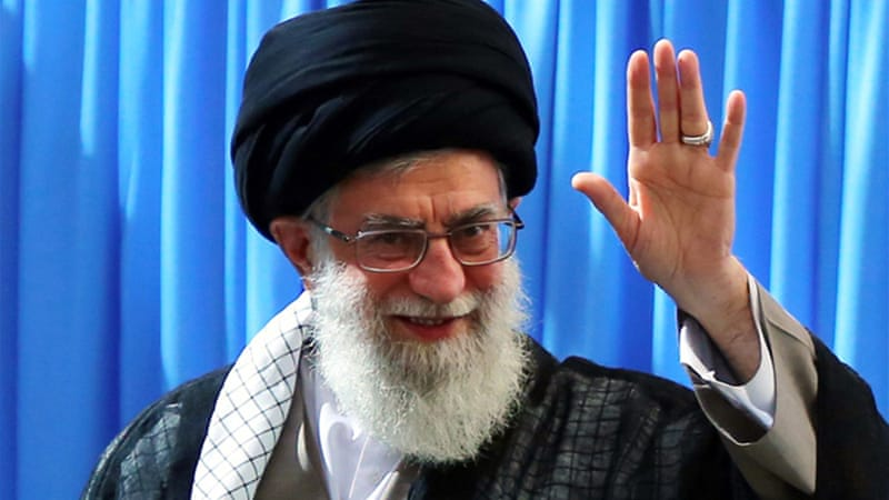 Iran's most powerful authority, Supreme Leader Ayatollah Ali Khamenei, has so far backed the accord [EPA]