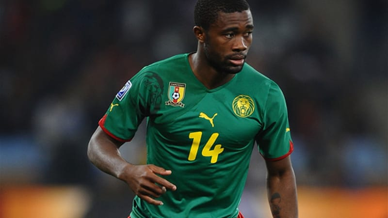 Cameroon finished four points clear of their opponents in Group I [GETTY]