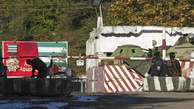 Russian officials have not confirmed the border move [File: AP]
