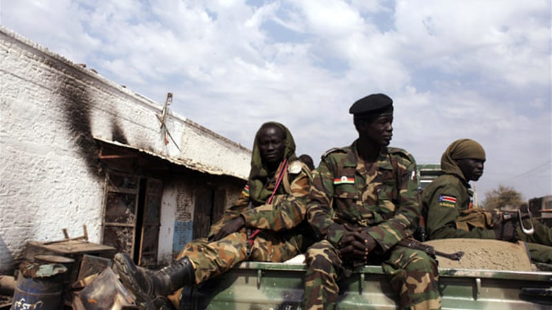 South Sudan troops advance on Bor