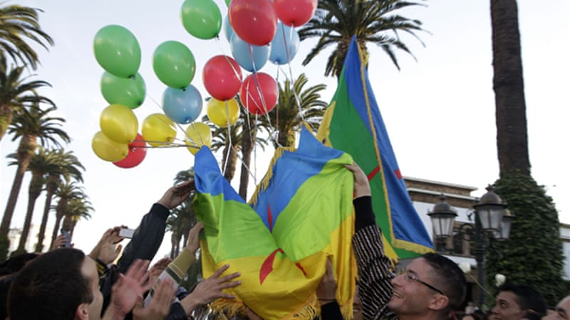 the amazigh people and their way Amazigh, (berber) non-arab population of north africa, and their language and  history  the amazigh, much like the overwhelming majority of the people of this   this is to certify that this website, phoeniciaorg is not in any way related to,.