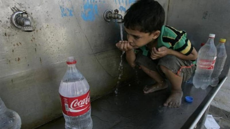 Palestinians access to water has deteriorated since Oslo [AFP]