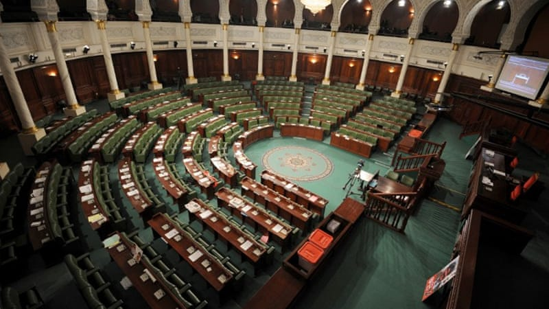 Tunisia's National Assembly approved all articles on the long-delayed new charter [AFP]