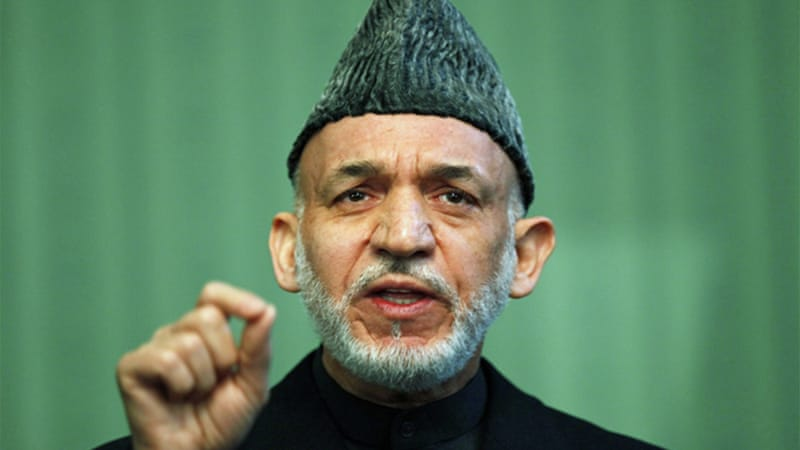 President Obama administration has been pressing Afghan President Karzai to sign a bilateral security pact [Reuters]
