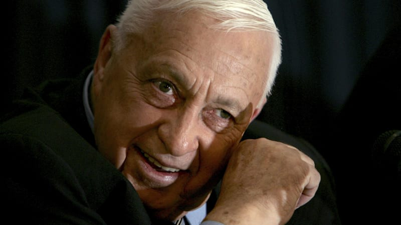 The Arab world reviled Sharon for masterminding the 1982 invasion of Lebanon [Reuters]