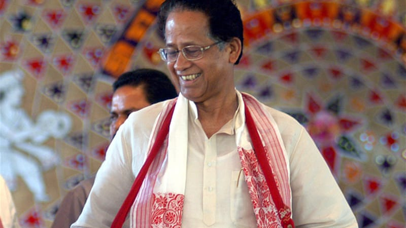 Gogoi has proposed that time in the northeast be advanced by an hour to make use of the day time and save energy [EPA]