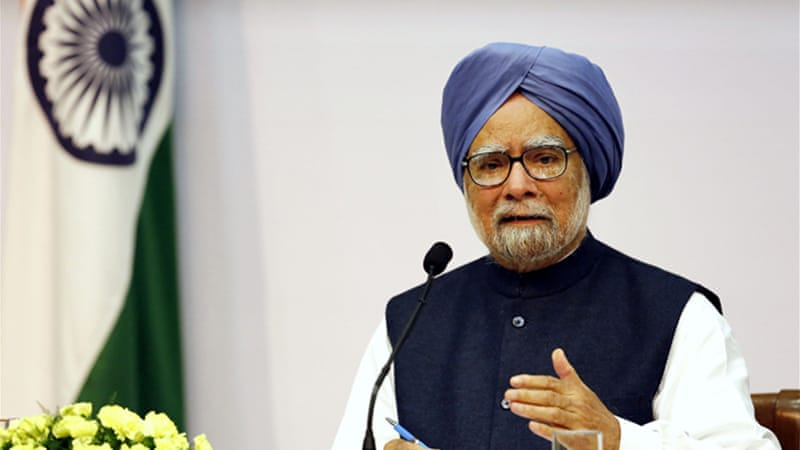 Manmohan Singh has been India's prime minister for the last one decade [Reuters]