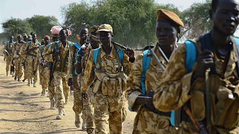 Violence has engulfed South Sudan since December, with the government trying to crush a rebellion [AFP]