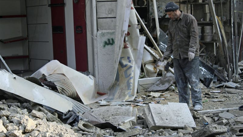 Syrian authorities have said they are battling rebels controlling large areas of Aleppo [Reuters]
