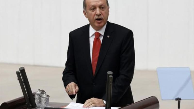 Contacts between Latin America and Islam date back to the 12th century, Erdogan said [Reuters]