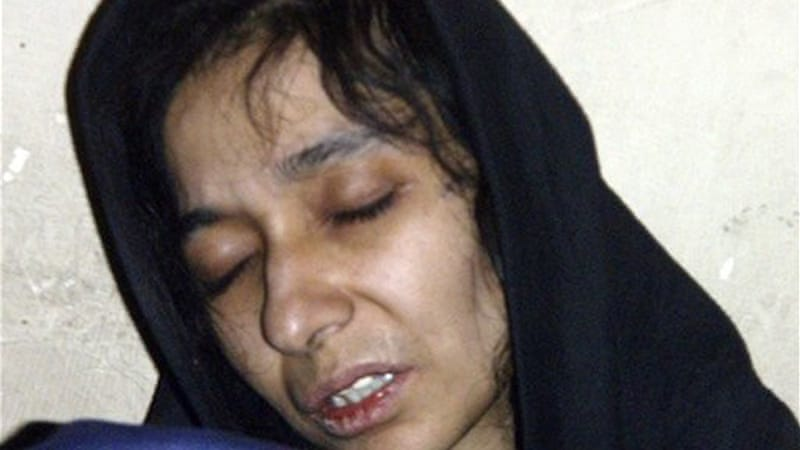 Aafia Siddiqui was sentenced to 86 years in prison for attempted murder of US soldiers in Afghanistan [AP]