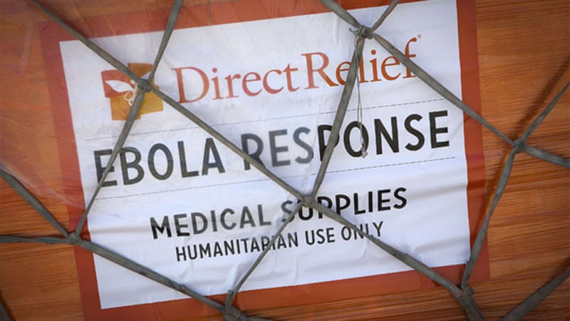 Doctors Without Borders Says It Has Reached Its Logistical Limitation In West Africa