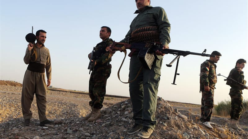 ISIL 'launches fierce new assault' on Kobane