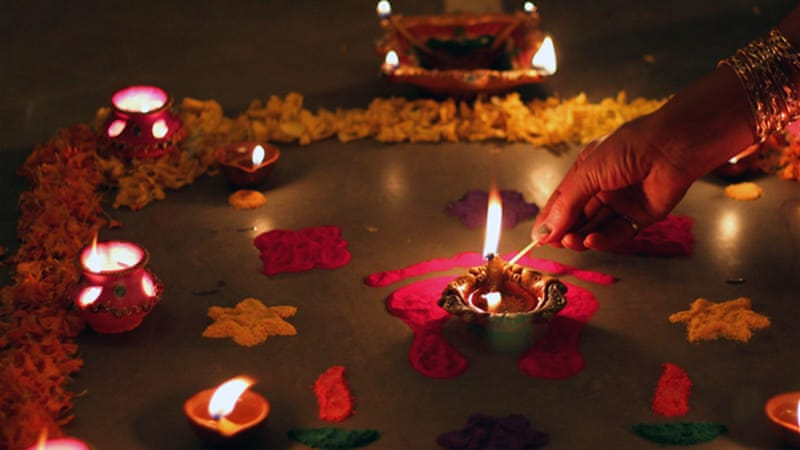In Pictures: Reinventing Diwali traditions