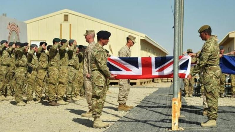 Camp Bastion was handed over to the Afghan army last month as part of NATO troop withdrawal [EPA]