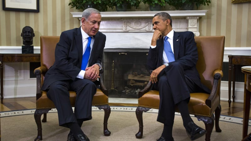 The White House has warned that continued settlement plans would distance Israel from its closest allies [EPA]