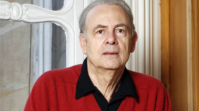 French author wins Nobel prize in literature