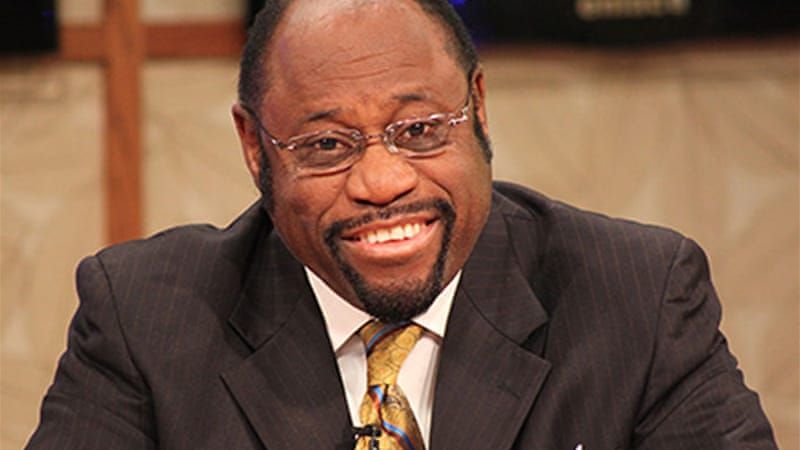 Myles Munroe was the president and founder of two major international Christian organisations in the Bahamas [AP]