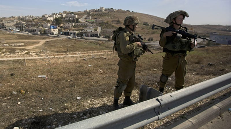 The army says it will send two more battalions to the West Bank, as police have deployed heavily inside Israel [AP]