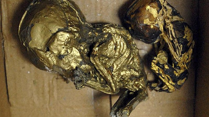In 2012, Thai police found six foetuses covered in gold leaf as part of apparent black magic ritual [Reuters]