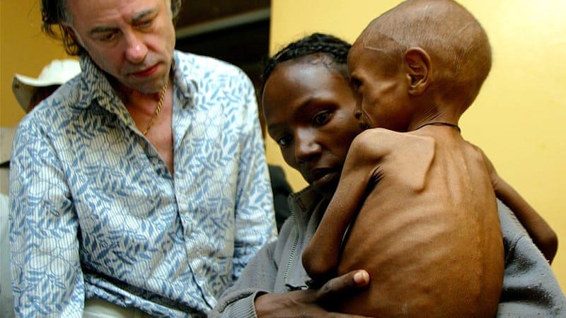 We got this, Bob Geldof, so back off' | Ethiopia News | Al