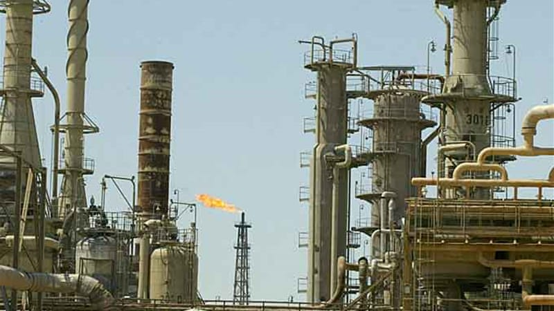 Recovery of the Beiji refinery from ISIL could provide critical momentum for government forces [AFP]