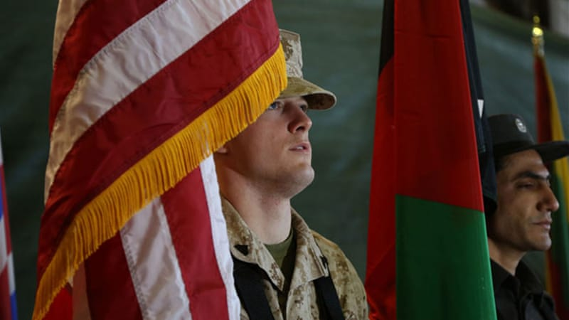 Most international combat troops will be withdrawn from Afghanistan by the end of the year [AP]