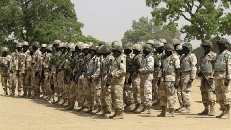 Concern has mounted over security forces' failure to regain control of Boko Haram-controlled areas [Reuters]